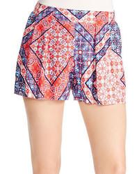 Jessica Simpson Izzy Print Shorts