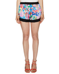 Lizzy Graphic Print Short