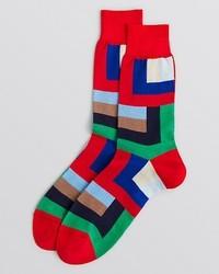Thomas Pink Holt Multi Color Socks