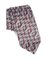 Emporio Armani Diagonal Geometric Tie