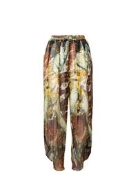 Jean Paul Gaultier Vintage Tapered Sheer Trousers