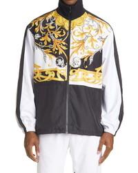 Versace Barocco Acanthus Print Track Jacket