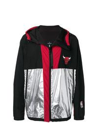 Marcelo Burlon County of Milan Chicago Bulls Windbreaker