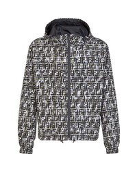 Fendi Ff Camo Reversible Jacket