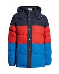 Original Penguin Oversize Quilted Jacket