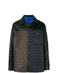 Lanvin Quilted Button Jacket