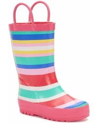 Carter's Carters Viona Toddler Girls Waterproof Rain Boots