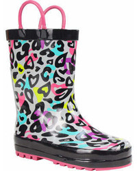 Western Chief Groovy Leopard Rain Boot