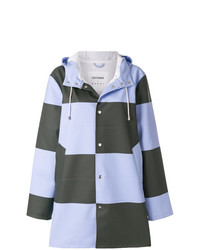 Marni Checked Raincoat