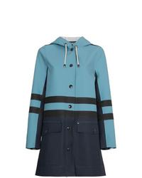 Marni Striped Raincoat