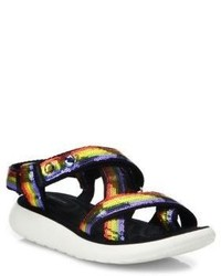 Marc Jacobs Comet Sequined Sport Sandals
