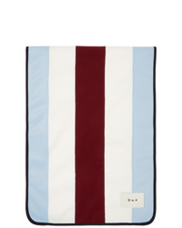 Daniel W. Fletcher Multicolor Stripe Rowing Scarf