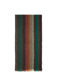 Paul Smith Mutlicolor Artist Clash Scarf