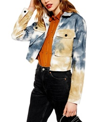 Topshop Leon Shirt Jacket
