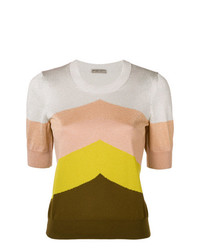 Bottega Veneta Colour Block Jumper
