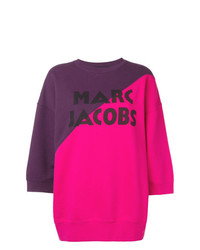 Marc Jacobs Logo Colour Block Sweatshirt