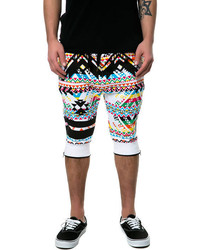 Multi colored Shorts