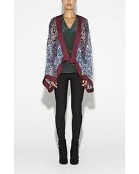 Nicole miller bramble kimono medium 77024
