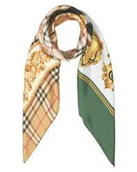 Burberry Archive Silk Scarf
