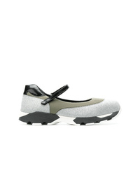 Marni Mary Jane Strap Sneakers