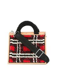 711 0tartan St Barts Large Handbag