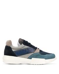 Giorgio Armani Lace Up Sneakers