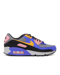Nike Multicolor Air Max 90 Qs Sneakers