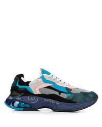 Premiata Sharky Low Top Sneakers