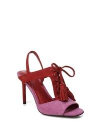 Diane von Furstenberg Arabella Tasseled Sandal