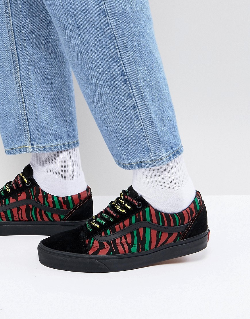 Vans Old Skool X A Tribe Called Quest