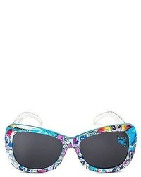 My Little Pony Girls Oval Sunglasses Multi Colored One Size Fits Most