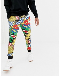 Multi colored Sweatpants