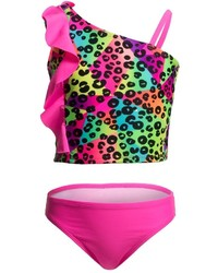 Freestyle Wild Prismatic Tankini Set