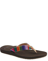 Reef S Guatemalan Love Thong Sandals