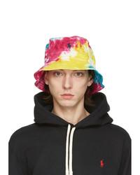 Polo Ralph Lauren Multicolor Tie Dye Laguna Bucket Hat
