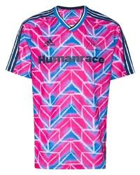 adidas Humanrace Print T Shirt