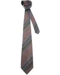 Fendi Vintage Striped Tie
