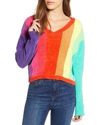 Ten Sixty Sherman Chenille Stripe Sweater