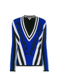 Fiorucci Striped Logo Sweater