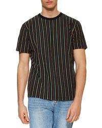Topman Frank Stripe T Shirt