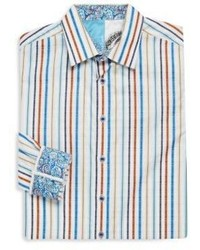 Robert Graham Teepee Striped Sportshirt