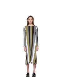 Loewe Multicolor Knit Dress