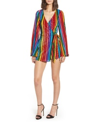 Show Me Your Mumu Parade Pleat Romper