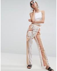 ASOS DESIGN Asos Tie D Peg Trousers