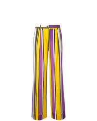 P.A.R.O.S.H. Sweden Flared Trousers