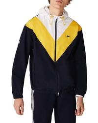 Lacoste Chevron Jacket