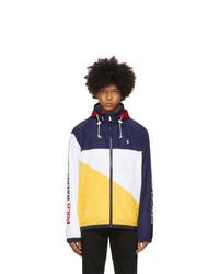 Polo Ralph Lauren Multicolor Full Zip Jacket