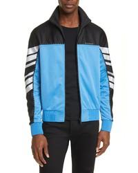 Givenchy Reflective Stripe Track Jacket