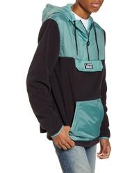 Vans Windward Hooded Fleece Nylon Anorak