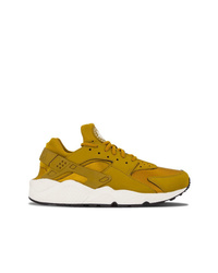 Mustard Athletic Shoes for Women